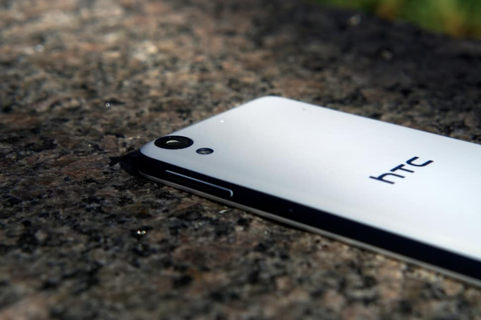 HTC Desire 626 Rear Camera