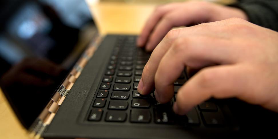 Lenovo Yoga 900 Keyboard