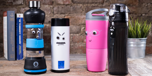 'Smart' water bottles are a thing now—should you buy one?