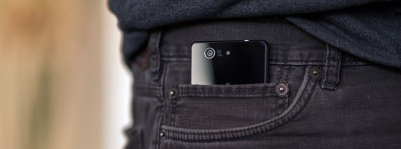 Sony xperia z3 compact review design pocket