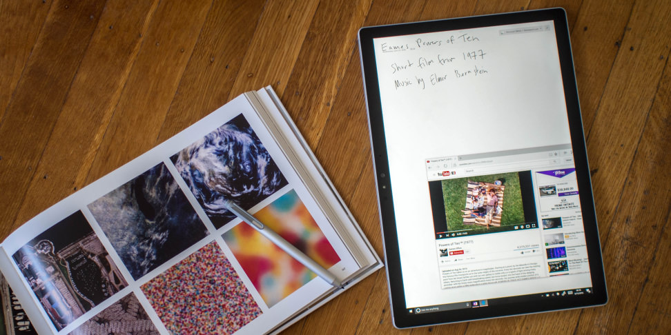Microsoft Surface Book Notes with Pen