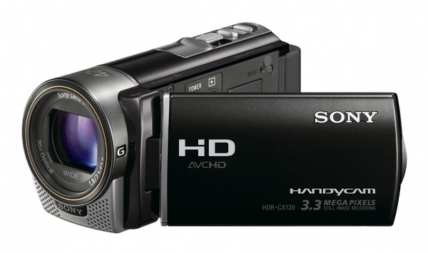 Product Image - Sony Handycam HDR-CX130