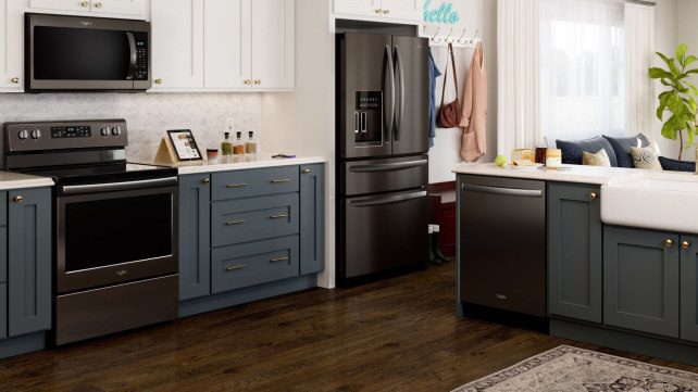 is Black stainless steel right for your kitchen ...