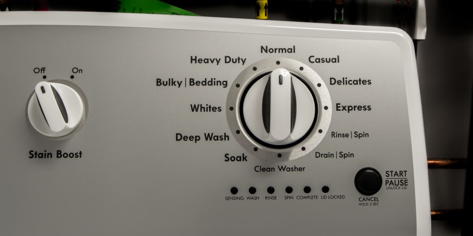 how to clean kenmore top loading washer