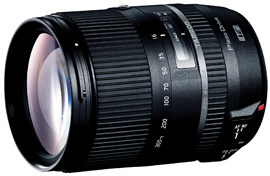 Product Image - Tamron AFB016C700 16-300 f/3.5-6.3 Di II VC PZD Macro 16-300mm IS