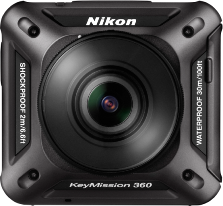Product Image - Nikon KeyMission 360