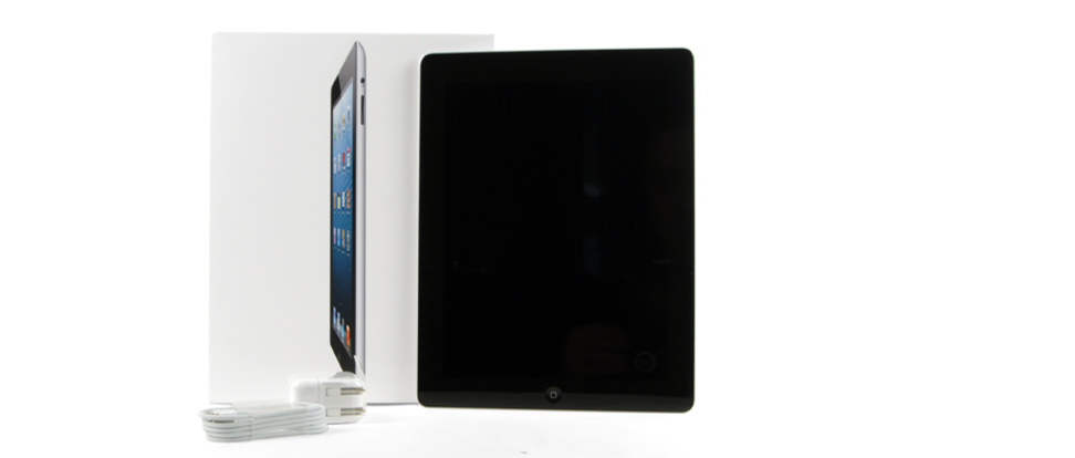 Product Image - Apple iPad  (4th Gen.)