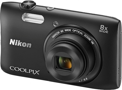 Product Image - Nikon Coolpix S3600