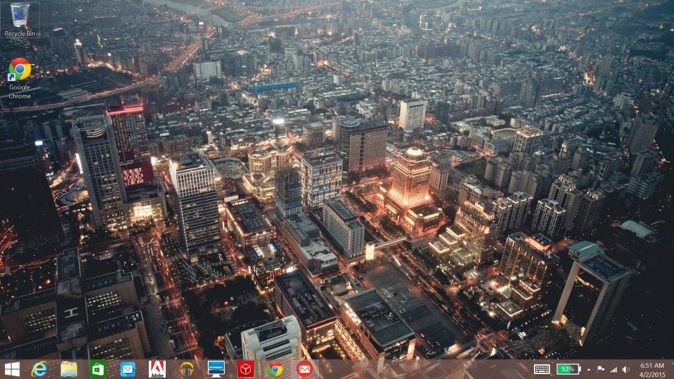 Yoga 3 Desktop