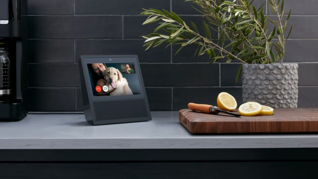 Drop In Amazon Echo Show