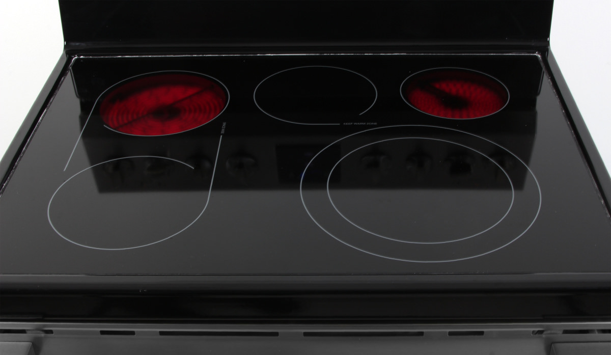 How To Clean A Glass Top Stove Frigidaire Professional Fpef3077qf Electric Range Review