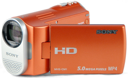 Product Image - Sony MHS-CM1