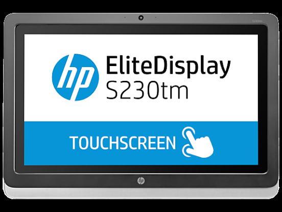 Product Image - HP EliteDisplay S230tm