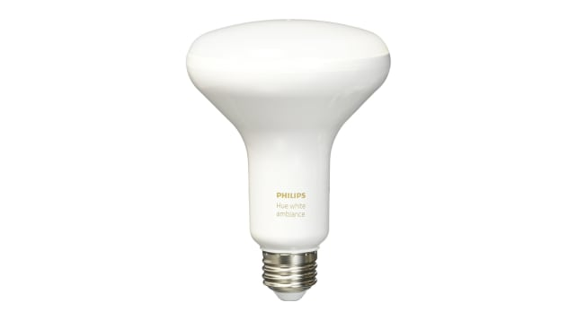 Philips Hue White Ambiance bulbs