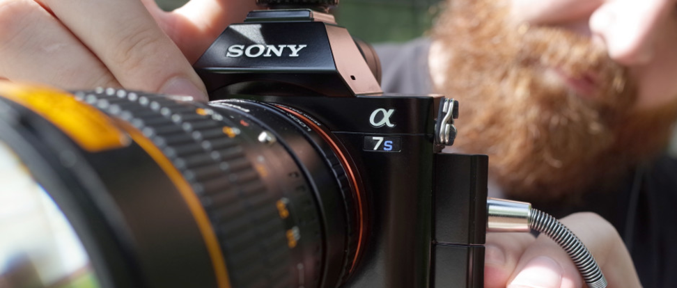 Product Image - Sony Alpha A7S