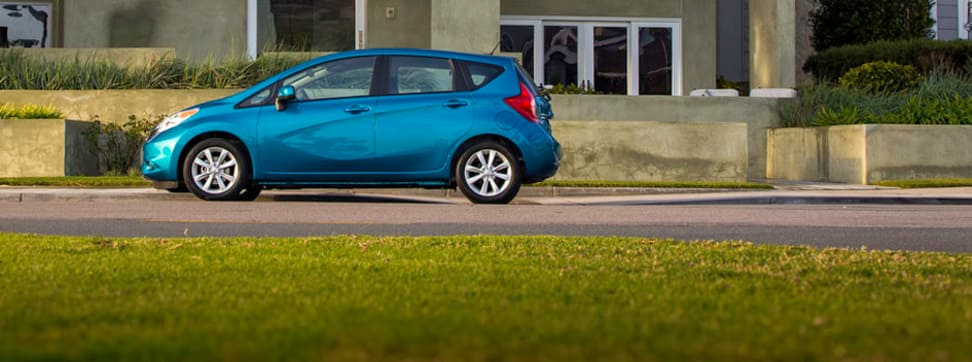Product Image - 2014 Nissan Versa Note