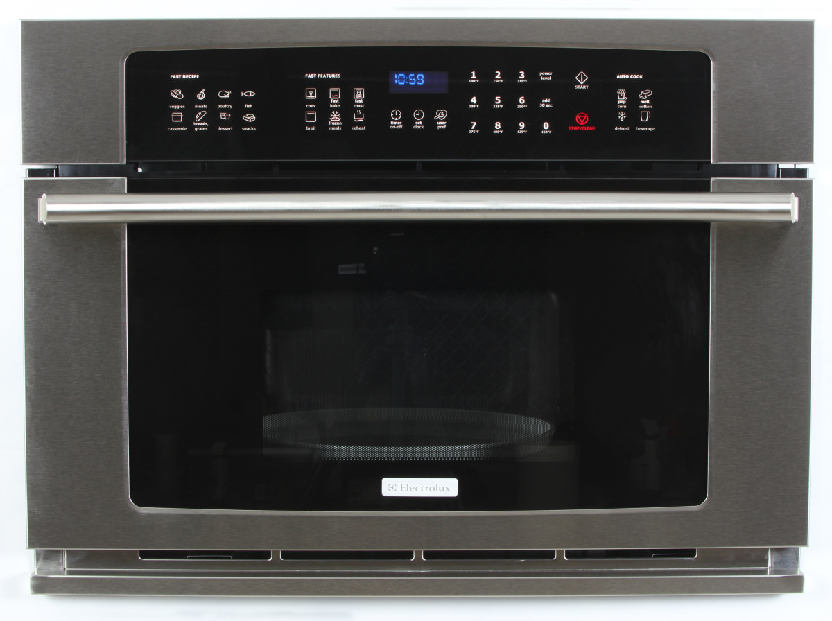 The Electrolux Ew30so60qs Built In Microwave