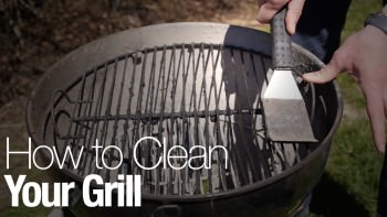 1242911077001 4874482914001 how to clean your grill