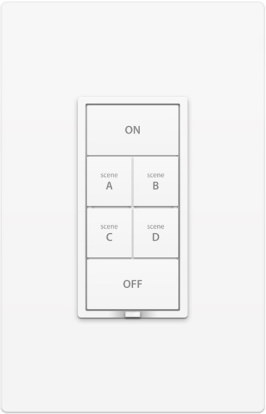 Product Image - Insteon 6-Button Dimmer Keypad