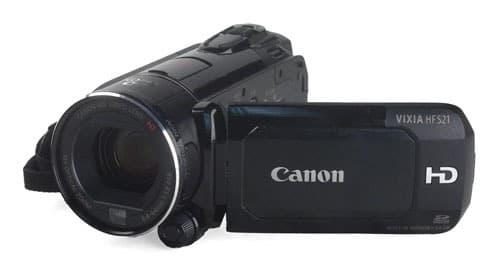 Product Image - Canon Vixia HF S21