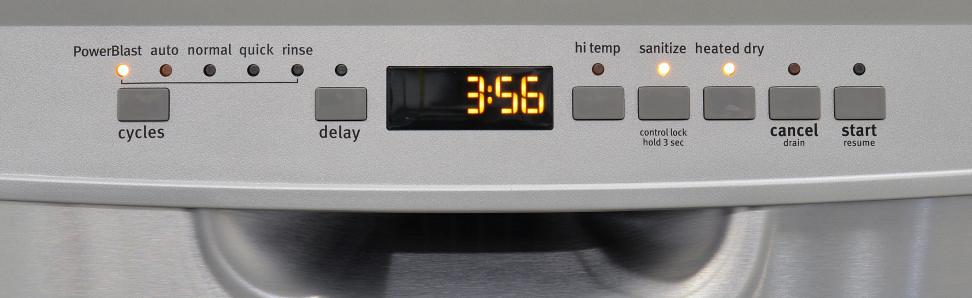 Maytag MDB4949SDM—Controls