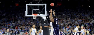 Ncaa tournament kris jenkins villanova hero