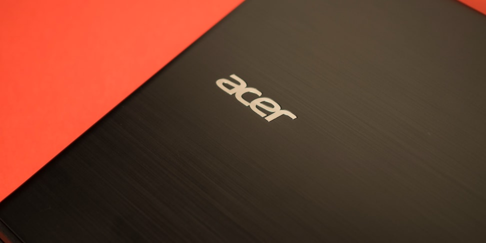 Acer Aspire E15 Lid Logo