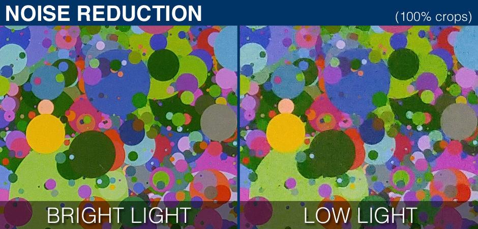 LG G4 Noise Reduction