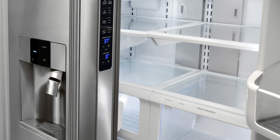 Best Counter Depth Refrigerator 2015 >> Frigidaire Professional FPBC2277RF Counter Depth ...