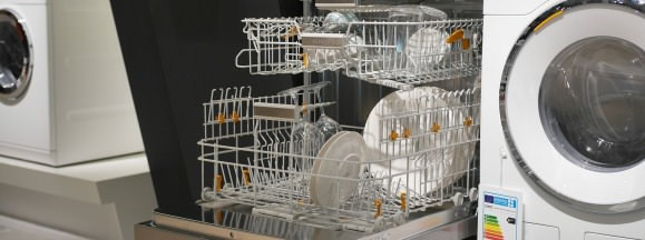 Miele edition connect dishwasher hero