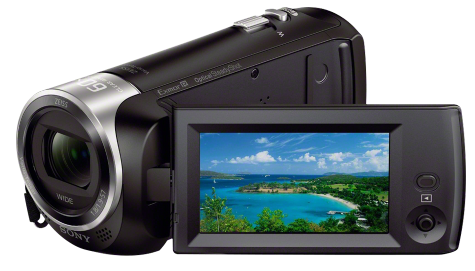 Product Image - Sony Handycam HDR-CX405