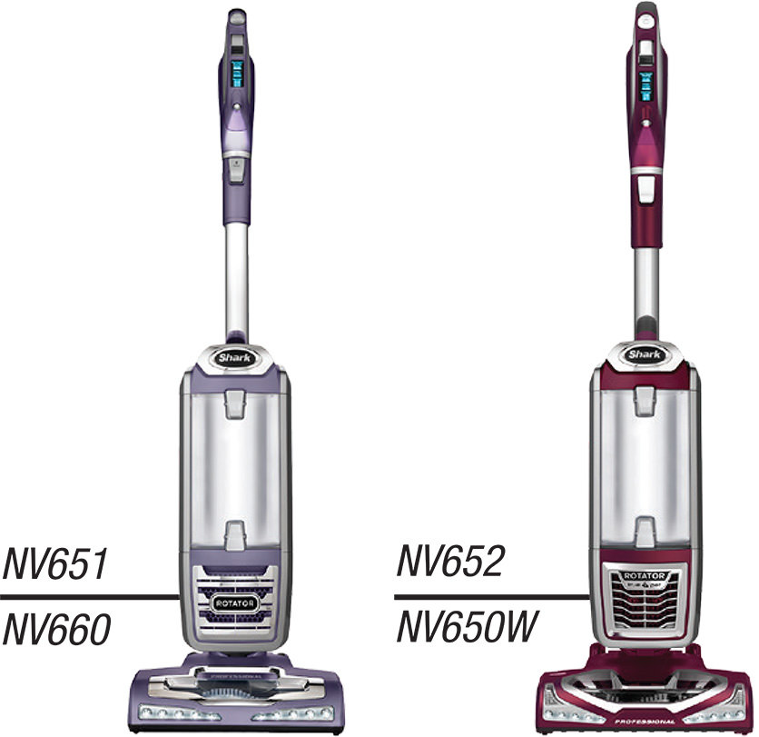 shark vacuum cleaners recalled by euro pro due to shock hazard