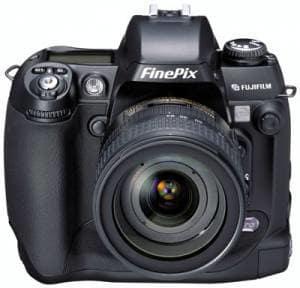 Product Image - Fujifilm  FinePix S3 Pro