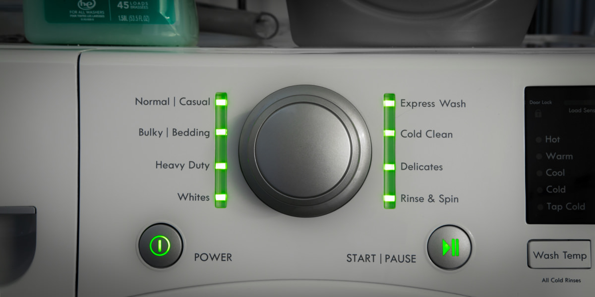 kenmore front load washing machine review