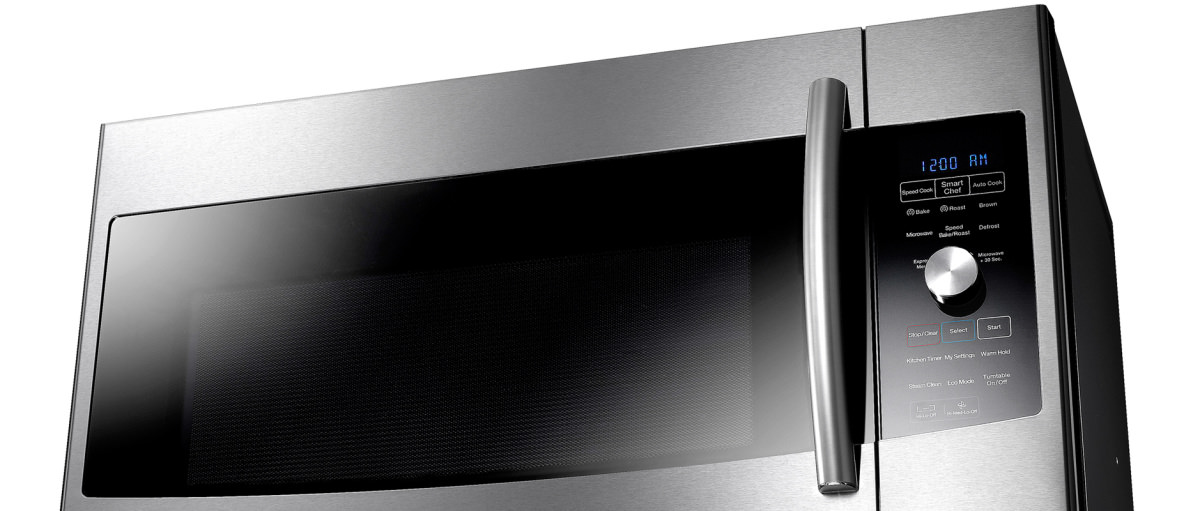 Samsung Mc17f808kdt Over The Range Microwave Review