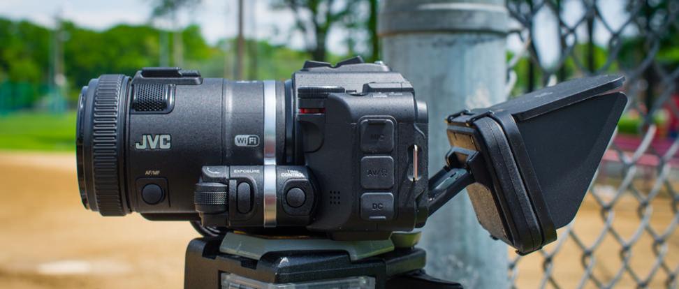 Product Image - JVC GC-PX100
