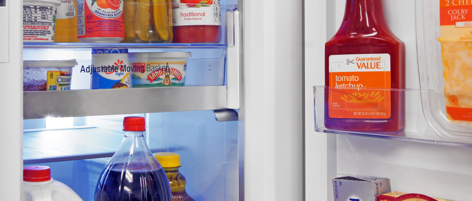 how to change from c to f on lg refrigerator