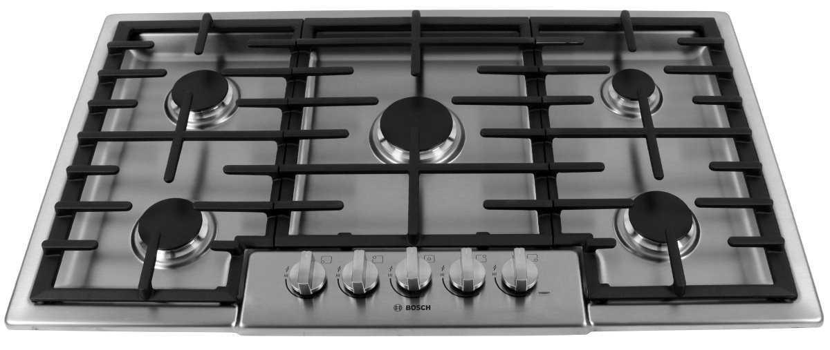 the bosch ngm8655uc gas cooktop