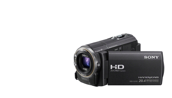 Product Image - Sony  Handycam HDR-CX580V