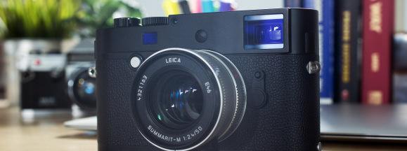 Leica m monochrom hero