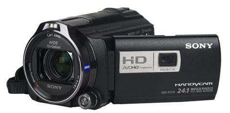 Product Image - ソニー (Sony) (Sony (ソニー)) Handycam HDR-PJ760V