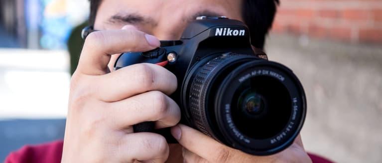 Nikon d5600 hero
