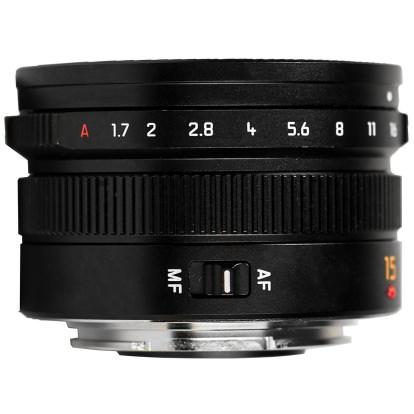 Product Image - Panasonic Lumix G Leica DG Summilux 15mm f/1.7 ASPH H-X015K