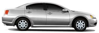 Product Image - 2012 Mitsubishi Galant ES