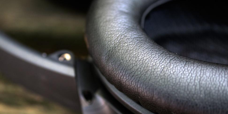 Bose QuietComfort 35 Leather Padding