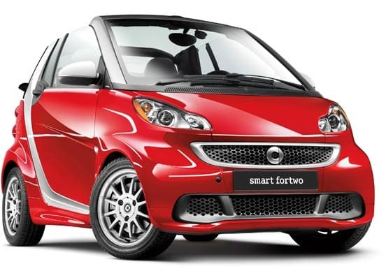 Product Image - 2013 smart Passion Cabriolet