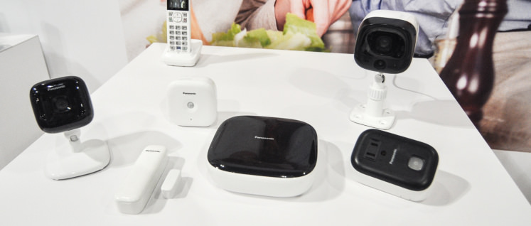 Are home security costs getting you down? Panasonic has cost-effective DIY  surveillance products for you.