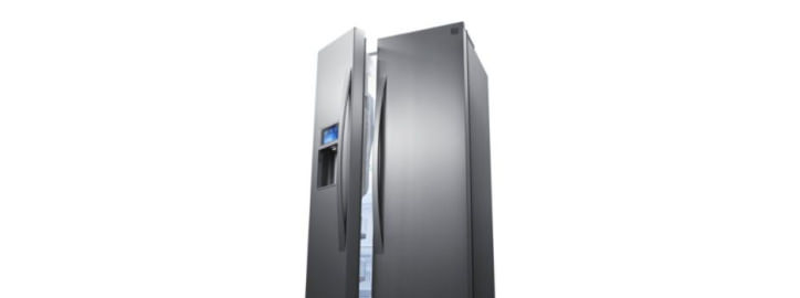 kenmore black refrigerator. show photos and leave messages on your refrigerator. kenmore black refrigerator