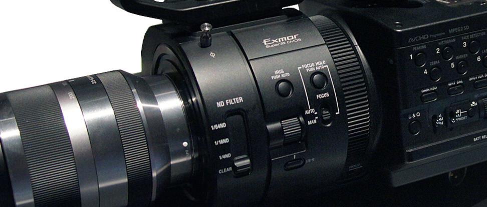 Product Image - Sony NEX-FS700