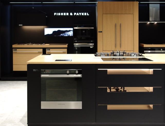 Fisher & Paykel Traditional Lineup